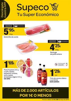 Ofertas de Supeco  en el folleto de Madrid