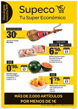 Ofertas de Supeco  en el folleto de Castellón de la Plana