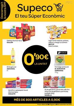 Ofertas de Hiper-Supermercados  en el folleto de Supeco en Blanes