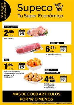 Ofertas de Hiper-Supermercados  en el folleto de Supeco en Camargo
