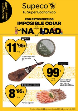 Ofertas de Hiper-Supermercados  en el folleto de Supeco en Valdemoro