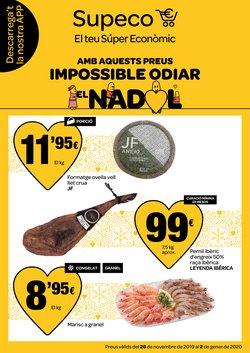 Ofertas de Hiper-Supermercados  en el folleto de Supeco en Pineda de Mar