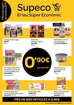 Ofertas de Supeco  en el folleto de Mollet del Vallès