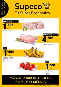 Ofertas de Hiper-Supermercados en el catálogo de Supeco en Petrer ( 8 días más )