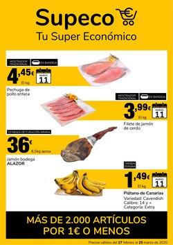 Catálogo Supeco en Torrelavega ( Publicado ayer )