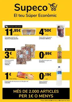 Ofertas de Hiper-Supermercados en el catálogo de Supeco en Castellar del Vallés ( 2 días publicado )