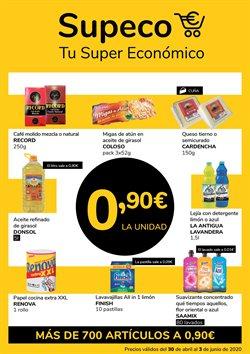 Ofertas de Hiper-Supermercados en el catálogo de Supeco en Corbera de Llobregat ( 9 días más )