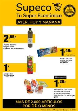 Ofertas de Hiper-Supermercados en el catálogo de Supeco en Cerdanyola del Vallès ( 3 días publicado )