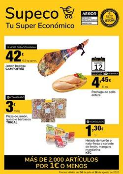 Catálogo Supeco en Santander ( 15 días más )