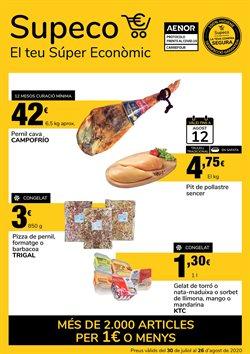 Catálogo Supeco en Badalona ( 21 días más )