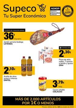 Ofertas de Hiper-Supermercados en el catálogo de Supeco en San Miguel de Salinas ( 8 días más )
