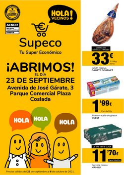 Ofertas de Supeco en el catálogo de Supeco ( 8 días más)
