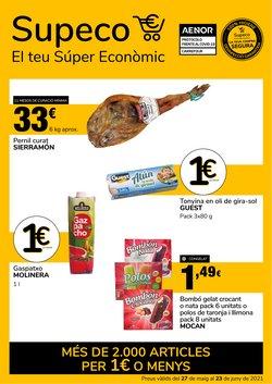 Ofertas de Hiper-Supermercados en el catálogo de Supeco ( 8 días más)