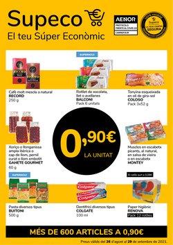 Ofertas de Hiper-Supermercados en el catálogo de Supeco ( 5 días más)