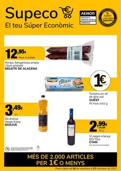 Ofertas de Hiper-Supermercados en el catálogo de Supeco ( 6 días más)