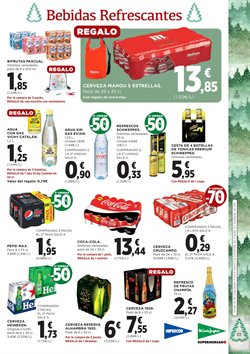 Ofertas de Coca-Cola  en el folleto de Promo Tiendeo en Madrid