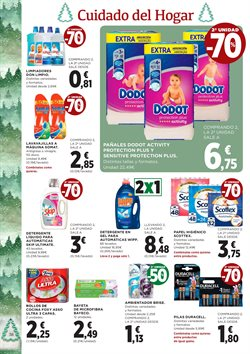 Ofertas de Scottex  en el folleto de Promo Tiendeo en Madrid