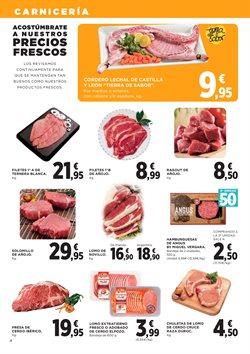 Ofertas de Carne y charcutería  en el folleto de Promo Tiendeo en Palamos