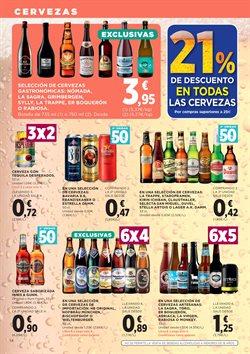Ofertas de Cerveza  en el folleto de Promo Tiendeo en Ávila