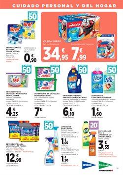 Ofertas de Detergente lavavajillas  en el folleto de Promo Tiendeo en La Orotava
