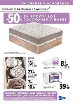 Ofertas de Dormitorios  en el folleto de Promo Tiendeo en León