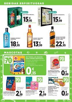 Ofertas de Snacks para mascotas  en el folleto de Promo Tiendeo en Valencia