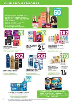 Ofertas de Compresas  en el folleto de Promo Tiendeo en Madrid