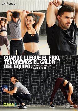 Ofertas de Deporte  en el folleto de Promo Tiendeo en Valladolid
