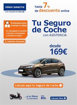 Ofertas de Coche, moto y recambios  en el folleto de Promo Tiendeo en Alfafar