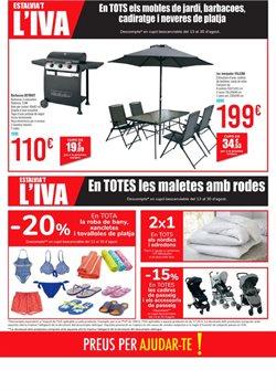 Ofertas de Hogar y Muebles en el catálogo de Promo Tiendeo en Sant Just Desvern ( Caduca hoy )