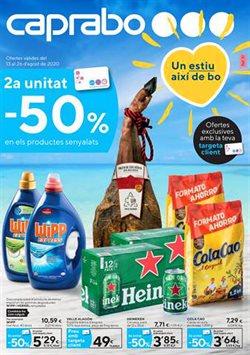 Ofertas de Hiper-Supermercados en el catálogo de Promo Tiendeo en Balaguer ( Publicado hoy )