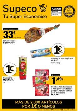 Ofertas de Mercadona en el catálogo de Promo Tiendeo ( Caduca hoy)