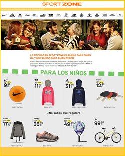 Ofertas de Sport Zone  en el folleto de Valladolid