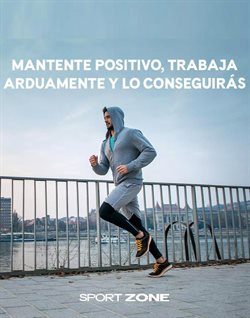 Ofertas de Running  en el folleto de Sport Zone en Madrid