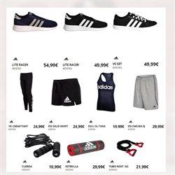 Ofertas de Leggins deportivos  en el folleto de Sport Zone en El Ejido