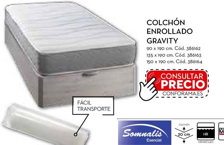Colchones Enrollados Al Vacio Carrefour.Comprar Colchon Enrollado En Cordoba Ofertas Y Descuentos