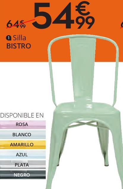 Comprar Silla de comedor en Barcelona | Ofertas y descuentos