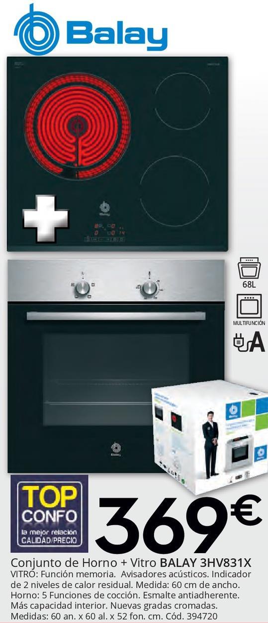 Comprar hornos en barakaldo ofertas y descuentos for Oferta encimera y horno
