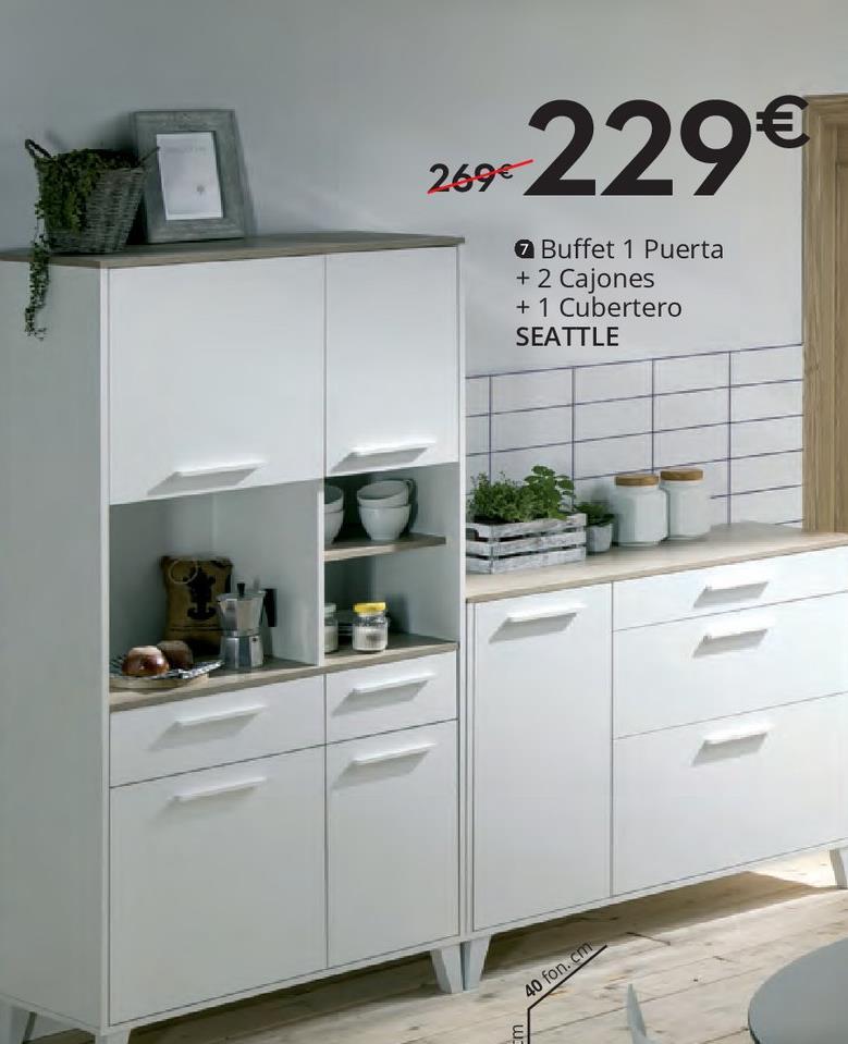 Comprar Muebles de cocina en Palma | Ofertas y descuentos