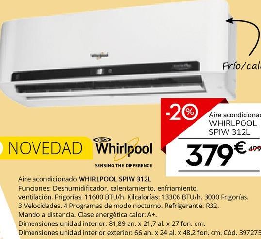 Comprar aire acondicionado ofertas y promociones - Ver aires acondicionados ...