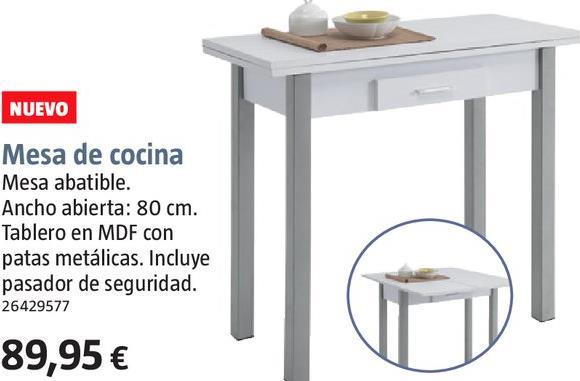 Comprar Mesa de cocina en Torrent   Ofertas y descuentos