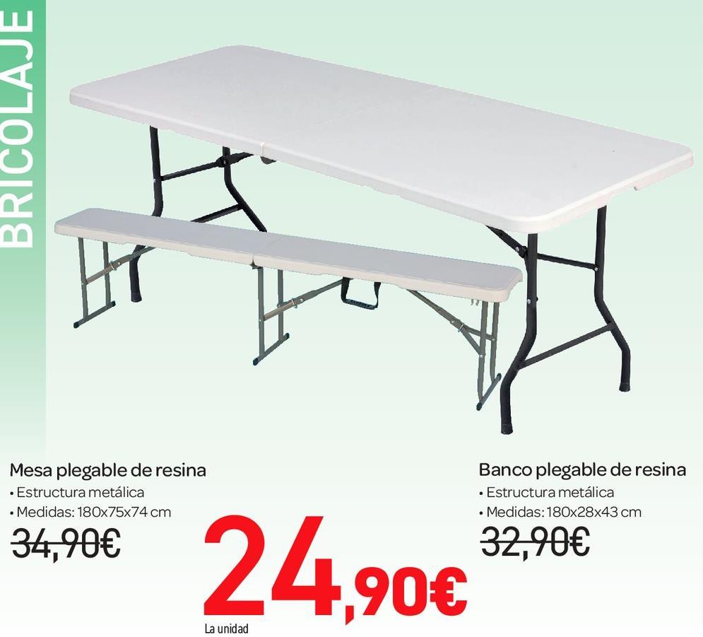 Mesa Y Descuentos AlgecirasOfertas Plegable Comprar En Ovm80nwyNP
