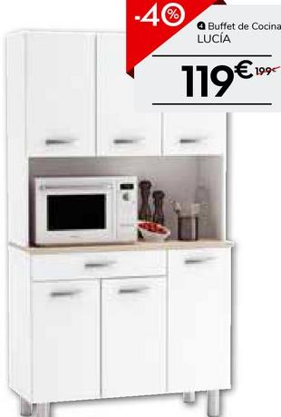 Comprar Muebles de cocina | Ofertas y promociones