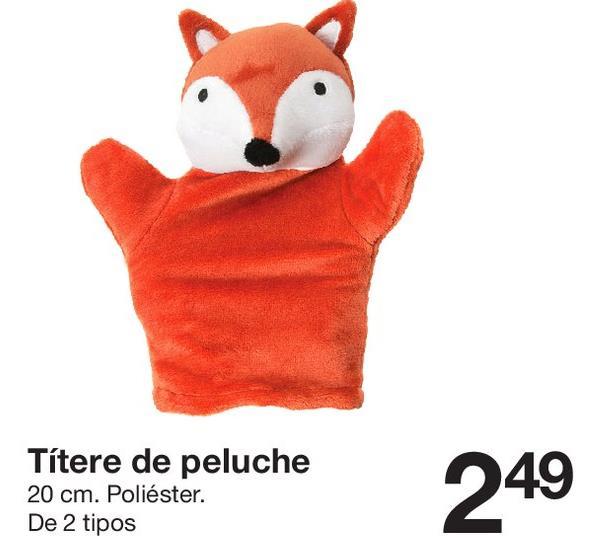 Oferta de Marionetas por 2.49€