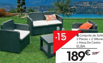 Comprar Muebles de jardín en Madrid | Ofertas y descuentos