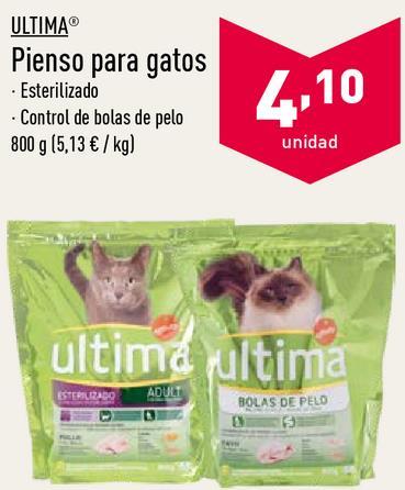 Promociones Para Comida Y Comprar GatosOfertas tQdshCr