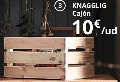 Oferta de Cajón por 10€