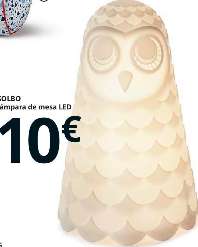 Oferta de Lámpara led por 10€