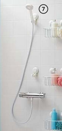 Oferta de Cabezal de ducha por 2€