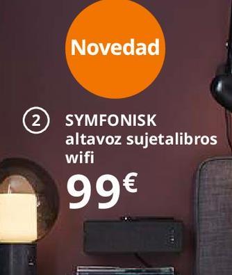Oferta de Altavoces por 99€